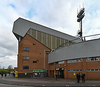 Outside the ground<br /> <br /> Photographer David Horton/CameraSport<br /> <br /> The EFL Sky Bet Championship - Norwich City v Blackburn Rovers - Saturday 27th April 2019 - Carrow Road - Norwich<br /> <br /> World Copyright © 2019 CameraSport. All rights reserved. 43 Linden Ave. Countesthorpe. Leicester. England. LE8 5PG - Tel: +44 (0) 116 277 4147 - admin@camerasport.com - www.camerasport.com