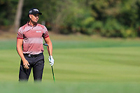 Henrik Stenson (SWE) on the 2nd fairway during the 2nd round of the WGC HSBC Champions, Sheshan Golf Club, Shanghai, China. 01/11/2019.<br /> Picture Fran Caffrey / Golffile.ie<br /> <br /> All photo usage must carry mandatory copyright credit (© Golffile   Fran Caffrey)