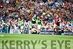 Paul Geaney Kerry in action against  Galway in the All Ireland Senior Football Quarter Final at Croke Park on Sunday.