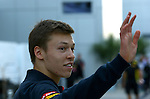 Daniil Kvyat (RUS) Scuderia Toro Rosso<br /> for the complete Middle East, Austria & Germany Media usage only!<br />  Foto © nph / Mathis