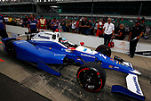 Verizon IndyCar Series<br /> Indianapolis 500 Qualifying<br /> Indianapolis Motor Speedway, Indianapolis, IN USA<br /> Saturday 20 May 2017<br /> Takuma Sato, Andretti Autosport Honda<br /> World Copyright: Phillip Abbott<br /> LAT Images<br /> ref: Digital Image abbott_IndyQ-0517_19523