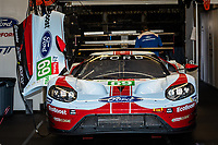#69 FORD CHIP GANASSI TEAM USA (USA) FORD GT LMGTE PRO RYAN BRISCOE (AUS) RICHARD WESTBROOK (GBR)