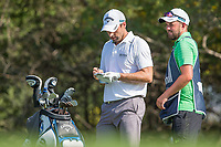 Oliver Wilson (ENG) during the 3rd round of the Alfred Dunhill Championship, Leopard Creek Golf Club, Malelane, South Africa. 15/12/2018<br /> Picture: Golffile | Tyrone Winfield<br /> <br /> <br /> All photo usage must carry mandatory copyright credit (© Golffile | Tyrone Winfield)