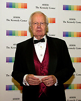 Bill Moyers arrives for the formal Artist's Dinner honoring the recipients of the 40th Annual Kennedy Center Honors hosted by United States Secretary of State Rex Tillerson at the US Department of State in Washington, D.C. on Saturday, December 2, 2017. The 2017 honorees are: American dancer and choreographer Carmen de Lavallade; Cuban American singer-songwriter and actress Gloria Estefan; American hip hop artist and entertainment icon LL COOL J; American television writer and producer Norman Lear; and American musician and record producer Lionel Richie. Photo Credit: Ron Sachs/CNP/AdMedia