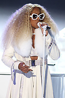 LOS ANGELES, CA - JUNE 23: Mary J. Blige at the 2019 BET Awards Show at the Microsoft Theater in Los Angeles on June 23, 2019. Credit: Walik Goshorn/MediaPunch