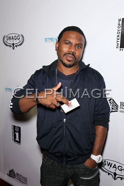 JOVAN STROOP. Attendees to Souljah Boy Red Carpet Birthday Bash and Performance, sponsored by Swaggmedia.com, at the Highlands. Hollywood, CA, USA. July 28, 2010.