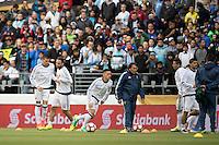 Photo before the match Argentina vs Bolivia, Corresponding to Group -D- America Cup Centenary 2016 at CenturyLink Field.<br /> <br /> Foto previo al partido Argentina vs Bolivia, Correspondiente al Grupo -D- de la Copa America Centenario 2016 en el  CenturyLink Field, en la foto:  Gonzalo Higuain y Matias Kranevitter  de Argentina<br /> <br /> 14/06/2016/MEXSPORT/Omar Martinez.