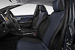 Front seat view of 2016 Toyota Mirai Mirai 4 Door Sedan Front Seat  car photos