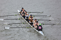 Crew: 147   Grosvenor RC   W.MasD.8+<br /> <br /> Veterans' Head of the River Race 2018<br /> <br /> To purchase this photo, or to see pricing information for Prints and Downloads, click the blue 'Add to Cart' button at the top-right of the page.