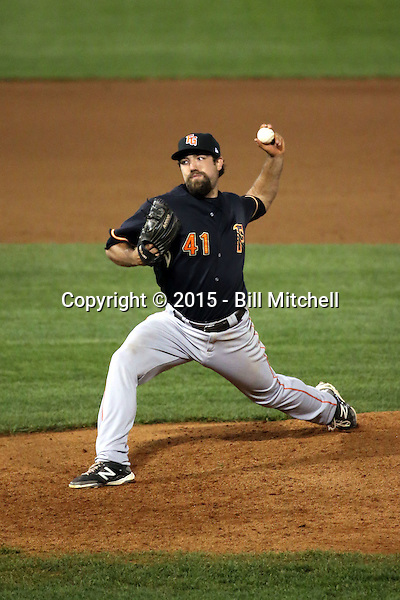 Mitch Lambson -2015 Fresno Grizzlies (Bill Mitchell)