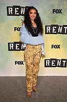 "LOS ANGELES - JANUARY 8: Tinashe attends a press junket for FOX's ""RENT"" on the Fox Studio Lot on January 8, 2019 in Los Angeles, California. (Photo by Frank Micelotta/Fox/PictureGroup)"