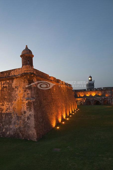 Castillo San Felipe del Morro also known as Fort San Felipe del Morro or Morro Castle, is a 16th-century citadel located in San Juan, Puerto Rico.