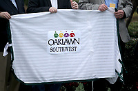 HOT SPRINGS, AR - FEBRUARY 19: The Southwest silk at Oaklawn Park on February 19, 2018 in Hot Springs, Arkansas. (Photo by Justin Manning/Eclipse Sportswire/Getty Images)