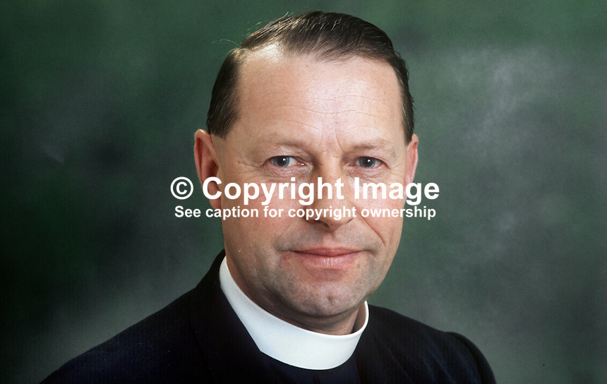 Rev Desmond Mock, secretary, PACE, Protestant &amp; Catholic Encounter, reconciliation organisation, N Ireland, UK, <br />