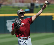 University of Arkansas baseball Practice June 5, 2015