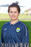 Management Team for the Kerry Minor Team 2013.Siobhán Moriarty (physio)