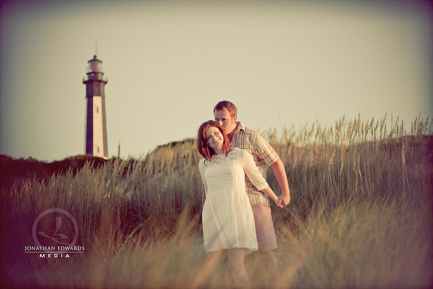 Shaina & Elliott Engagement Photography Session in Virginia Beach, Virginia