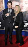 """Barbra Streisand and Seth Rogen at the Los Angeles Premiere of """"The Guilt Trip"""" held at the Regency Village Theatre Los Angeles, CA. December 11, 2012."""