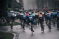 a short but intense session of rain &amp; hail disrupts the race finale<br /> <br /> 106th Scheldeprijs 2018 (1.HC)<br /> 1 Day Race: Terneuzen (NED) - Schoten (BEL)(200km)