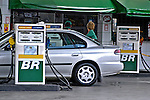 Posto de gasolina em São Paulo. 2004. Foto de Juca Martins.