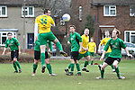 Bedford and District Sunday Football League. Tavistock Sound & Vision Third Division -   Grafton Celtics v Dunton Sunday Reserves. Jubilee Park Bedford.