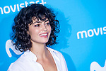Cecilia Gomez attends to blue carpet of presentation of new schedule of Movistar+ at Queen Sofia Museum in Madrid, Spain. September 12, 2018 (ALTERPHOTOS/Borja B.Hojas)