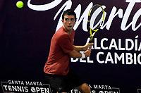 M15 Santa Marta Tennis Open, 02/08-12-2019
