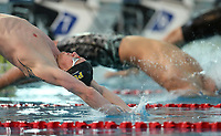 Andrew Jeffcoat, 50m Backstroke. New Zealand Short Course Swimming Championships, National Aquatic Centre, Auckland, New Zealand, Saturday 5th October 2019. Photo: Simon Watts/www.bwmedia.co.nz/SwimmingNZ