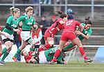 Wales v Ireland Women 0315