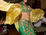 Belly Dancing, Maroosh Restaurant, Miami, Florida