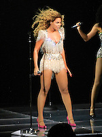 Beyonce performing her Back to Business Tour at Revel in Atlantic City, New Jersey on May 27, 2012  © Star Shooter / MediaPunchInc