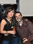 Danielle Murphy celebrating her birthday in Brú with partner Shane Murphy. Photo:Colin Bell/pressphotos.ie