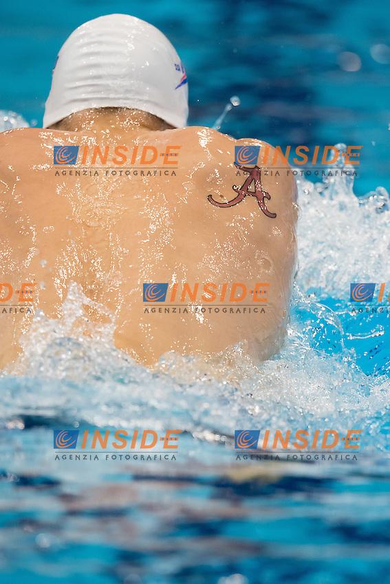 Ross MURDOCH GBR<br /> 100 Breaststroke Men Final<br /> London, Queen Elizabeth II Olympic Park Pool <br /> LEN 2016 European Aquatics Elite Championships <br /> Swimming day 04 heats<br /> Day 11 19-05-2016<br /> Photo Giorgio Scala/Deepbluemedia/Insidefoto