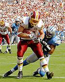 Landover, MD - October 7, 2007 -- Detroit Lions against the Washington Redskins at FedEx Field in Landover, Maryland on Sunday, October 7, 2007..Credit: Ron Sachs / CNP