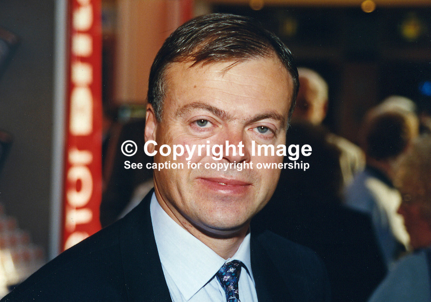Clive Betts, MP, Labour Party, UK, 19961017CB..Copyright Image from Victor Patterson, 54 Dorchester Park, Belfast, UK, BT9 6RJ..Tel: +44 28 9066 1296.Mob: +44 7802 353836.Voicemail +44 20 8816 7153.Skype: victorpattersonbelfast.Email: victorpatterson@mac.com.Email: victorpatterson@ireland.com (back-up)..IMPORTANT: If you wish to use this image or any other of my images please go to www.victorpatterson.com and click on the Terms & Conditions. Then contact me by email or phone with the reference number(s) of the image(s) concerned.