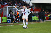 Dylan Connolly of Bradford City during Crawley Town vs Bradford City, Sky Bet EFL League 2 Football at Broadfield Stadium on 11th January 2020