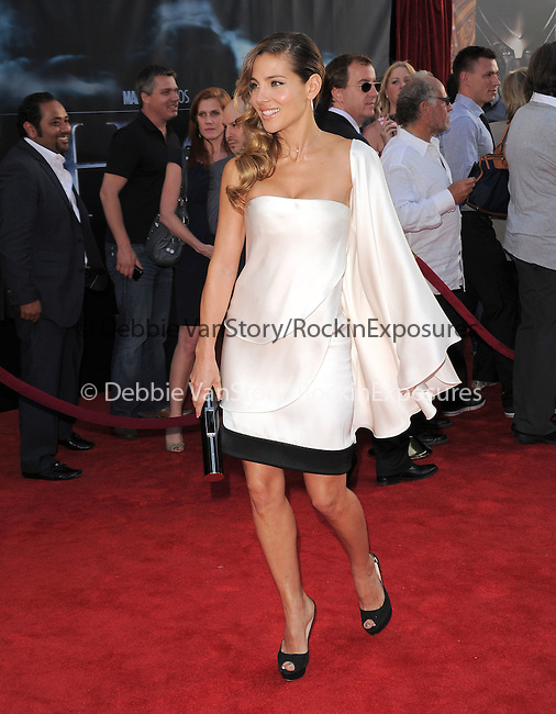 Elsa Pataky at The Marvel Studios Premiere of THOR held at The El Capitan Theatre in Hollywod, California on May 02,2011                                                                               © 2010 Hollywood Press Agency