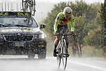 Diana Carolina Penuela Martinez (COL) ALE Cipollini in action during Stage 1 of the Ceratizit Madrid Challenge by La Vuelta 2019 running 9.3km individual time trial around Boadilla del Monte, Spain. 14th September 2019.<br /> Picture: Luis Angel Gomez/Photogomezsport | Cyclefile<br /> <br /> All photos usage must carry mandatory copyright credit (© Cyclefile | Luis Angel Gomez/Photogomezsport)