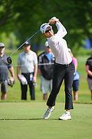 Minjee Lee (AUS) watches her tee shot on 12 during the round 1 of the KPMG Women's PGA Championship, Hazeltine National, Chaska, Minnesota, USA. 6/20/2019.<br /> Picture: Golffile | Ken Murray<br /> <br /> <br /> All photo usage must carry mandatory copyright credit (© Golffile | Ken Murray)
