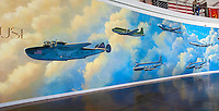 Ronald Reagan Presidential Library and Museum Air Force One exhibit, Simi Valley California