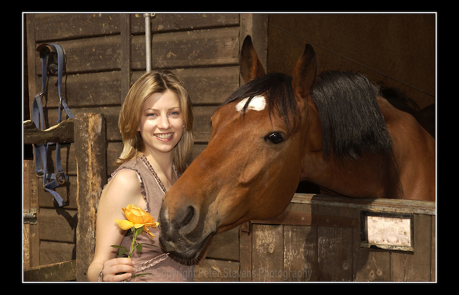 Claire Goose - Brooke Hospital Event - Richmond Park, London - 16th May 2002