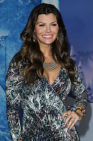 "HOLLYWOOD, CA - NOVEMBER 19: Actress Ali Landry arrives at the World Premiere Of Walt Disney Animation Studios' ""Frozen"" held at the El Capitan Theatre on November 19, 2013 in Hollywood, California. (Photo by David Acosta/Celebrity Monitor)"
