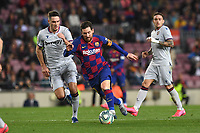 Messi<br /> Barcelona 02-02-2020 Camp Nou <br /> Football 2019/2020 La Liga <br /> Barcelona Vs Levante <br /> Photo Paco Larco / Panoramic / Insidefoto <br /> ITALY ONLY