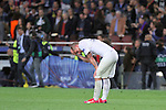 21.04.2015 Barceloona. UEFA Champions League, Quarter-finals 2nd leg. Picture show Marco Verratti in action during game between FC Barcelona against Paris Saint-Germain at Camp Nou