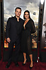 Matt Damon and wife Luciana Barroso attend the &quot;12 Strong&quot; World Premiere on January 16, 2018 at Jazz at Lincoln Center in New York City, New York, USA.<br /> <br /> photo by Robin Platzer/Twin Images<br />  <br /> phone number 212-935-0770