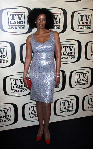 April 14, 2012 Kim Wayans attends the 10th Anniversary of TV Land Awards  at the Lexington Avenue Armory in New York City..Credit:RWMediapunchinc.com