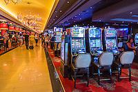 Las Vegas, Nevada.  The Linq Casino.