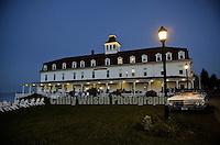 Night Spring House, Block Island