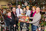 Garveys Tralee Tidy Towns Volunteer of the monthly winner Mairead Fernane Pictured L-r Patricia Claffey, Kevin O'Donoghue, Gerard Walsh,  Mairead Fernane, Francine Walsh, Nathan Walsh and Cllr Sam Locke, Chairman Tidy Towns Tralee