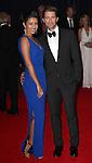 Renee Puente & Matthew Morrison.attending the 98th Annual White House Correspondents' Association Dinner at the Washington Hilton on April 28, 2012 in Washington, DC.